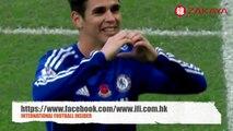 Chelsea 2-1 Queens Park Rangers Highlight 01/11/2014