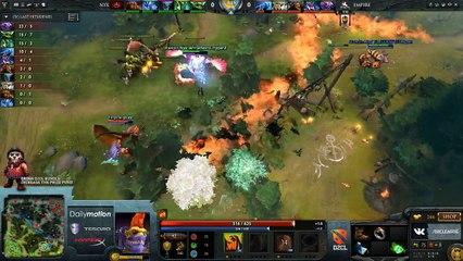 Empire vs NYX game 1 D2CL S4 VeRsuta & Lost
