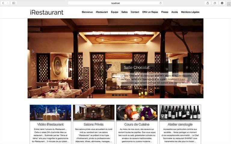 iRestaurant