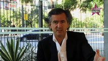 Bernard-Henri Lévy accueilli par des manifestants hostiles en Tunisie