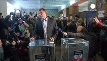 Új vezetőket választanak Kelet-Ukrajnában