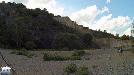 Lieu de Mémoire : Les Ruines du Barrage de Malpasset  (83600 - Frejus)