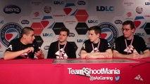 Team aAa Vice Champion du Monde ShootMania - ESWC 2014