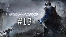 Sombras de Mordor - Parte 13 - Español (1080p)