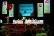 FO ACTION SOCIALE intervention de Pascal Corbex, secrétaire général de la fédération nationale de l'action sociale au congrès de l'union départementale de l'Isère