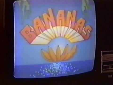 Bananas vom 29.05.1984