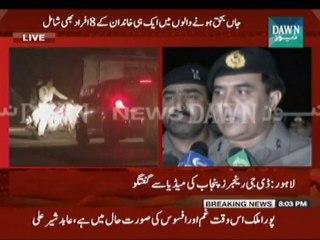 TTP splinter groups claim Wagah attack