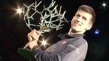 BNP Paribas Masters 2014: Djokovic, the last point
