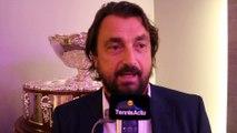 """Coupe Davis 2014 - Chronique Henri Leconte : """"La Coupe Davis représente tout"""""""