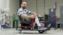 Crazy Cart XL, un mini-kart pour faire des courses entre amis
