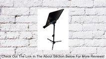 Music Stand - Your Forte Products - TEMPORARY PRICE REDUCTION!!! - Collapsible Music Stand - Black Music Stand - The Music Stand Is a Heavy Duty Collapsible Music Stand Made for Ultimate Adjustable Music Stand Possibilities - Very Portable Music Stand For