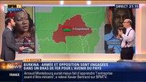 Harold à la carte: Burkina Faso: chute de Blaise Compaoré, l'armée prend le pouvoir – 02/11