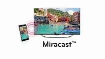 Smart Share - Setting up WIDI, Miracast and NFC