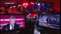 Laurent Wauquiez au Grand Jury RTL/Le Figaro/LCI
