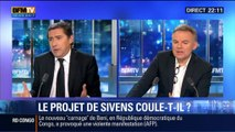 Le Face à Face : Laurent Neumann VS Eric Brunet, dans Hondelatte Direct – 02/11
