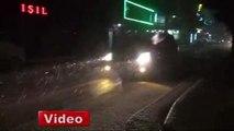 Bitlis'te Yoğun Kar Yağışı ve Tipi Etkili Oluyor