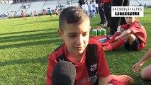Football : le stade des Alpes ouvre ses portes aux enfants de la Métro !