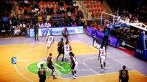 BASKET EUROCOUPE : les matches de la JDA en streaming sur bourgogne.france3.fr (bande-annonce)