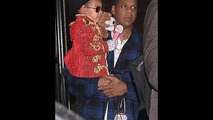 Beyonce and Jay-Z dress their little star Blue Ivy in mini Michael Jackson costume for Halloween