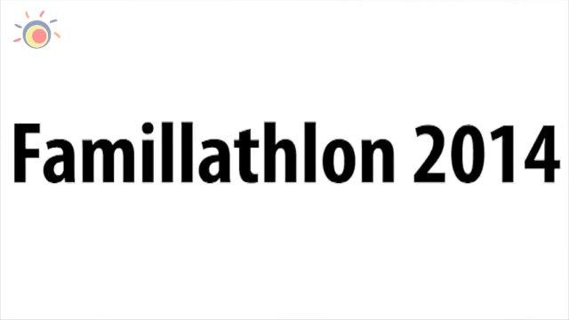 Famillathlon 2014 - Paris et Marseille