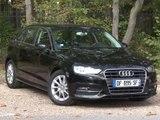 Essai Audi A3 Sportback 1.6 TDI 110 Ultra Business Line