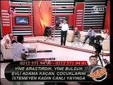 Canlı yayında EŞİNE ÖLÜM TEHDİDİ EDEN ADAM KOVULUYOR (13) Yalçın Çakır Ger.Peş.