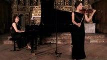 Debussy - Clair de lune (violon et piano)