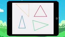 Les différents triangles - vidéo 4