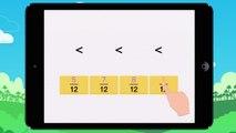 Comparer des fractions - vidéo 4