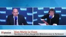 François Hollande double Manuel Valls sur sa droite