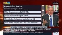Jean-Claude Juncker a-t-il tiré les leçons de la commission Barroso ?: Michel Barnier, Christian de Boissieu, David Thesmar et Emmanuel Lechypre (1/5) - 03/11