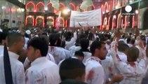 Irak : les chiites fêtent l'Achoura sous haute surveillance