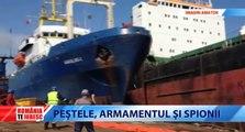 Pestii, armele si spionii. Ce legatura este intre flota romaneasca de pescuit, razboaiele din Africa si caderea lui Ceausescu