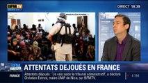 BFM Story: Terrorisme: plusieurs projets d'attentats déjoués depuis 2013 - 03/11