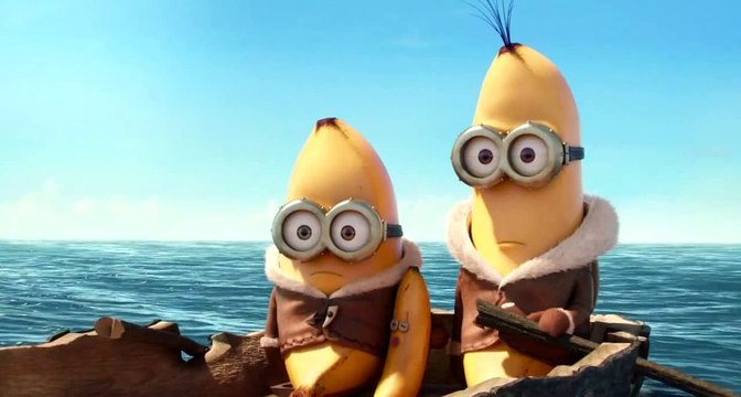 Minions Official Trailer 2015