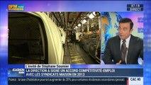 Compétitivité-emploi: Renault veut promouvoir l'industrie automobile française: Carlos Ghosn (2/2) - 04/11