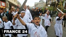 """Alerte maximale pour l'Achoura, fête sacrée chiite : """"l'Etat Islamique ne nous arrêtera pas"""" - IRAK"""