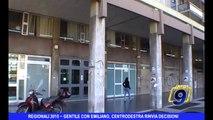 REGIONALI 2015 | Gentile con Emiliano, centrodestra rinvia decisioni
