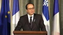 Déclaration lors de la remise des insignes de l'Ordre national du Québec #CanadaPR