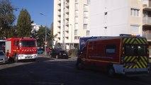 Fuite de gaz quartier Saint-Nicolas