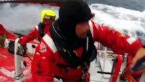 Vela - Dongfeng sufre serios problemas en la Volvo Ocean Race