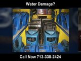Houston Texas Water Damage Restoration By BIONIC Emergency Services (713) 338-2424