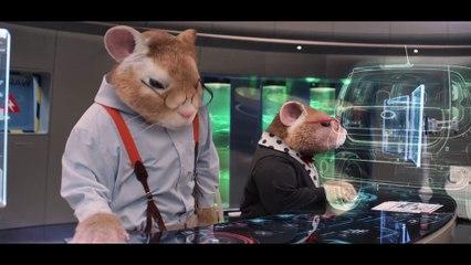Pub Kia Soul Ev Le retour des Hamsters | 1001Pneus