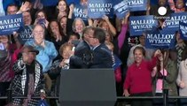 Republicans and Democrats battle for Senate in US midterm elections