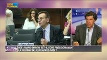 La minute de Jacques Sapir : Absence de croissance de l'UE, à qui la faute ? - 04/11