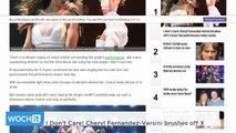 I Don't Care! Cheryl Fernandez-Versini Brushes Off X Factor Live Performance Mime Claims