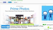 Amazon Prime Members' Newest Benefit Is Free, Unlimited Photo Storage
