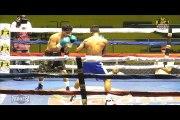 Pelea Dixon Flores vs Jose Flores - Pinolero Boxing