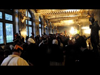 Les adieux de l'Empereur à Fontainebleau: le chant du départ