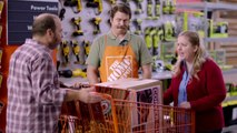 Home Depot PARODY COMMERCIAL with Nick Offerman | What's Trending Now